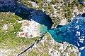 Stiniva Beach on Vis island in Croatia (48608793362).jpg