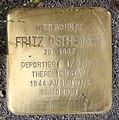 Stolperstein Motzstr 70 (Schön) Fritz Ostheimer.jpg