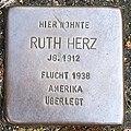 Stolperstein Ruth Herz (Schwelm).jpg