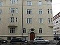 Stolperstein Salzburg, Wohnhaus Markus-Sittikus-Straße 23.jpg