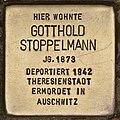 Stolperstein für Gotthold Stoppelmann (Cottbus).jpg