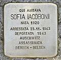 Stolperstein für Sofia Iacoboni in Gorizia.jpg