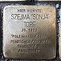 Stolperstein für Szejma Topf in Hannover.jpg