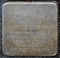 Stumbling stone for Hannah Maria Steinbock (Thieboldsgasse 6)