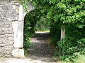 Stone archway. Ernesettle,Plymouth. - geograph.org.uk - 914996.jpg