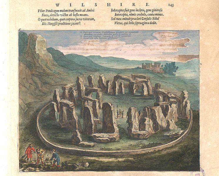 stonehenge - image 4