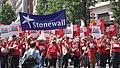 Stonewall at London Pride 2013 (9697006810).jpg