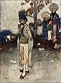 Stories from the Arabian nights - London 1907 - plate 21.jpg