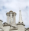 Strawberry Hill House Chimneys 1 (29807611682).jpg
