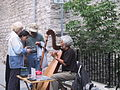 Street Musician Quebec City.JPG