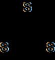 Structure of 1,4,7-Trithiacyclononane.png