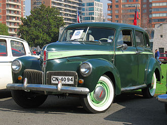 1941 4-door Sedan Studebaker Champion Sedan 1941 (14313385331).jpg