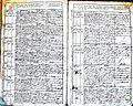 Subačiaus RKB 1827-1830 krikšto metrikų knyga 087.jpg