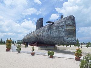 Submarine Museum - Image: Submarine Museum
