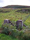 Substantial gate posts - geograph.org.uk - 1478555.jpg
