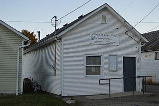 Sugar Grove, Ohio Village in Ohio, United States