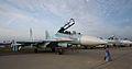 Sukhoi Su-30M2 at the MAKS-2013 (01).jpg