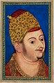 Sultan-Ibrahim-Adil-Shah-II-of-Bijapur. Miniature. Deccan, Bijapur; c. 1590. The David Collection. (cropped).jpg