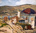 Summer Session at Ballast Point, San Diego, by Charles Reiffel 13139.jpg