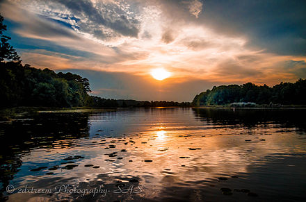 Sunset at Three Rivers State Park in Florida Sunset Three Rivers State Park.jpg