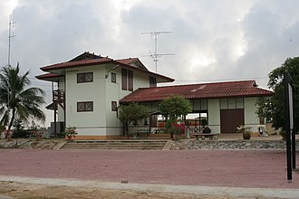 Suphan Buri Province - Suphan Buri Railway Station