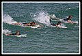 Surfing the Pacific Ocean at Southport-01 (6213570312).jpg