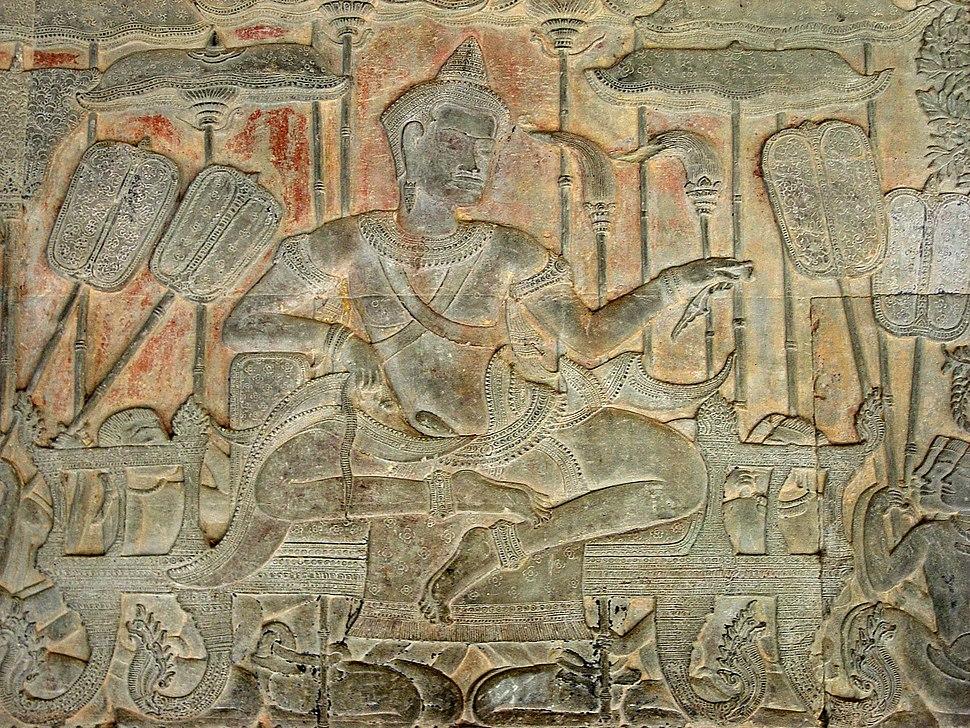 Suryavarman II Angkor Wat 0869