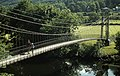 Suspension Bridge at Betws-Y-Coed - geograph.org.uk - 771805.jpg