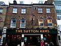 Sutton Arms pub, High St. - Sutton, Surrey, Greater London.jpg