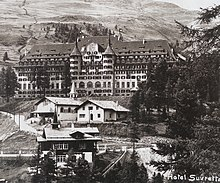 Grand Hotel Waldhaus Flims Denis Brunner