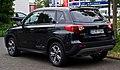 Suzuki Vitara 1.6 Comfort+ (IV) – Heckansicht, 8. August 2015, Düsseldorf.jpg