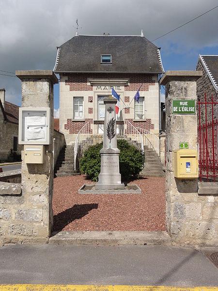 Suzy (Aisne) mairie