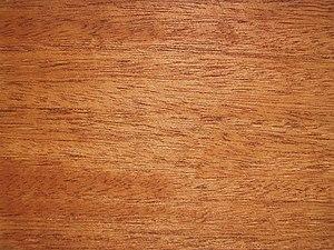 Mahogany - Honduran mahogany