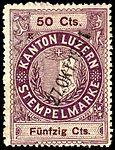 Switzerland Lucerne 1910 revenue 6 50c - 128 - E 6 10.jpg
