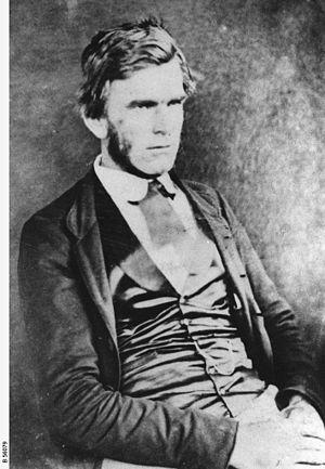 Thomas Magarey - South Australian Pioneer Thomas Magarey, State Library of South Australia B-56079