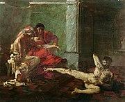 Sylvestre 1870-80 Locusta testing poison.jpg