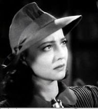 Sylvia Sidney in The Wagons Roll At Night trailer.JPG