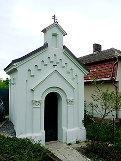 Tábor, Klokoty, Chapel of Saint John of Nepomuk (01).jpg