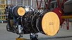 T700-IHI-401C2 engine left rear view at JMSDF Maizuru Air Station July 16, 2016 02.jpg