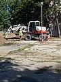 TB295W Compact Excavator, 2017 Tatabánya.jpg
