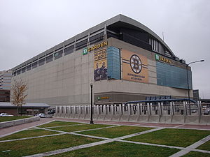 2003–04 NCAA Division I men's ice hockey season - TD Garden