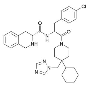 THIQ - Image: THIQ structure