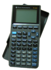 Calculatrice TI82