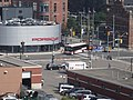 TTC bus turning west on Front, frm Parliament, 2015 08 30 (1).JPG - panoramio.jpg