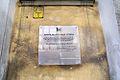 Tablica informacyjna na kościele fot BMaliszewska.jpg