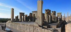 Persepolis ruiner.