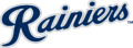 Tacoma Rainiers wordmark.png