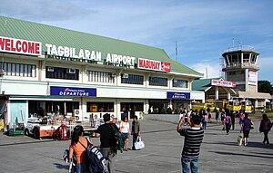 Bohol -  Tagbilaran Airport terminal building