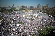 Tahrir Square on July 29 2011