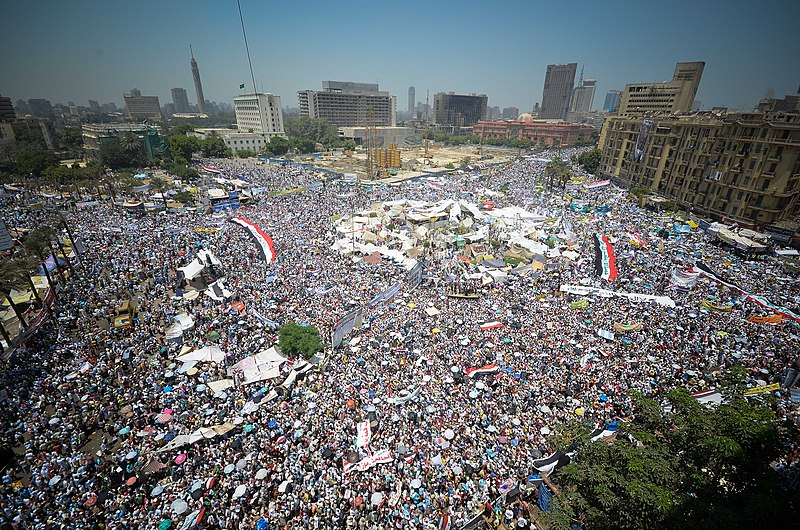 File:Tahrir Square on July 29 2011.jpg